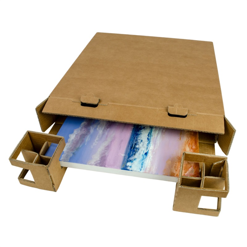 Scatola portaquadro 45x60 cm
