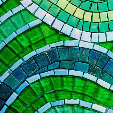 Quadri a mosaico
